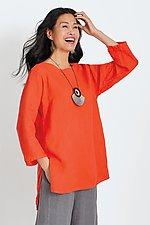 Amalfi Linen Tunic by Lisa Bayne (Linen Tunic)