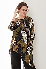 Sweep Top by Spirithouse  (Woven Tunic)