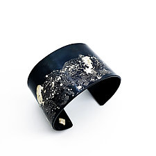Las Olas Cuff by Deborah Vivas and Melissa Smith (Gold & Silver Bracelet)