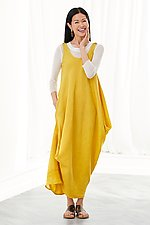 Melina Linen Dress by Banana Blue (Woven Dress)