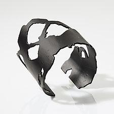 Macro Bracelet by Tamar Navama (Enameled Bracelet)