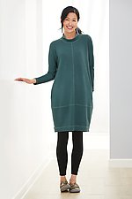 Lantern Dress by Lisa Bayne  (Knit Dress)