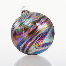Odyssey by Paul Lockwood (Art Glass Ornament)