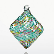 Olympia by Michael Trimpol and Monique LaJeunesse (Art Glass Ornament)