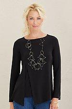 Lotus Top by Lisa Bayne (Knit Top)