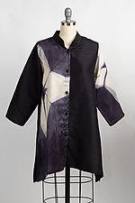 Itajime Swing Crescent Blouse by Michael Kane (Woven Shirt)