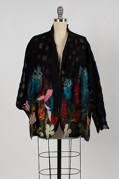 Night Garden Jacket