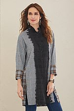Breton Shirt by Cynthia Ashby  (Woven Tunic)