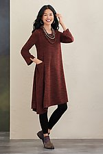 Gamine Dress by Lisa Bayne  (Knit Dress)