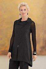 Regent Zip Tunic by Lisa Bayne (Woven Tunic)