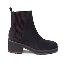 Jett Suede Boot by Homers Shoes (Leather Boot)