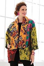 Flora Jacket by Alembika (Woven Jacket)