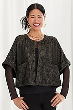 Wren Sequined Jacket by Alembika (Woven Jacket)