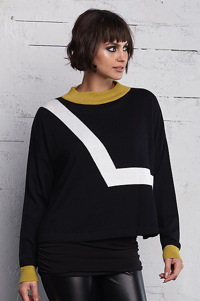 Star Trac Sweater