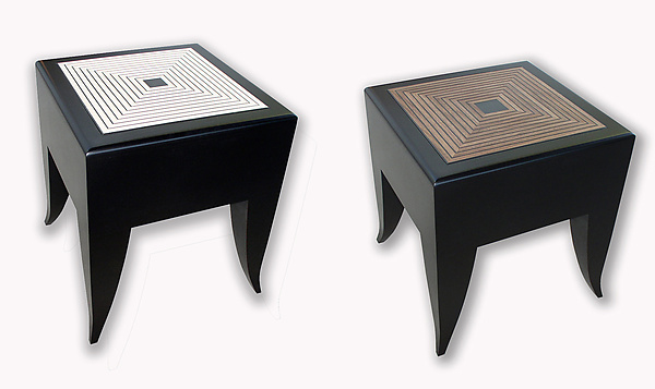 Maze Stool/Table