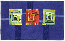 Journey Home by Cindy Grisdela (Fiber Wall Hanging)