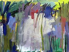 My Garden by Peggy Klineman (Acrylic Painting)