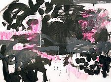 Untitled BWM 2211 by Peggy Klineman (Acrylic Painting)