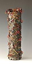 Vessel #4 by Frances Solar (Metal Vessel)