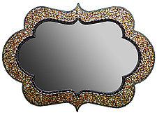 Cora by Angie Heinrich (Mosaic Mirror)