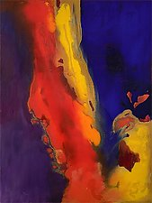 Explosion of Emotion by Rhona LK Schonwald (Giclee Print)