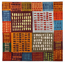 Dream Fields by Janet Steadman (Fiber Wall Hanging)