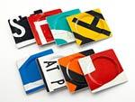 Coasters by Boris Bally (Recycled Metal Coasters)
