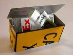 Large Mailbox by Boris Bally (Metal Mailbox)
