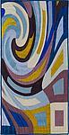 Disturbances 9 by Marilyn Henrion (Fiber Wall Hanging)
