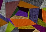 Voices Beneath by Marilyn Henrion (Fiber Wall Hanging)