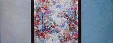 Grandma's Garden by Lori Austill (Oil Painting)