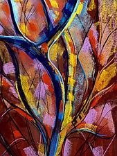 Mendelssohn by Joan Skogsberg Sanders (Pastel Painting)