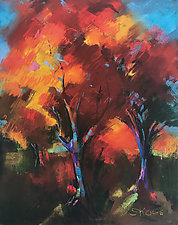 Fall Enchantment by Joan Skogsberg Sanders (Giclee Print)