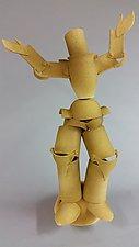 Praise by Michael Torre (Ceramic Sculpture)