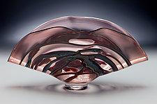 Barchetta by Victor Chiarizia (Art Glass Sculpture)