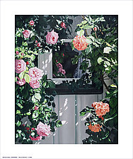 Rambling Roses by Barbara Buer (Giclee Print)