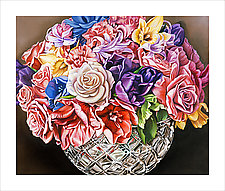 Bowlful by Barbara Buer (Giclee Print)