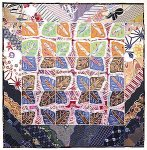 Bagua by Therese May (Art Quilt)