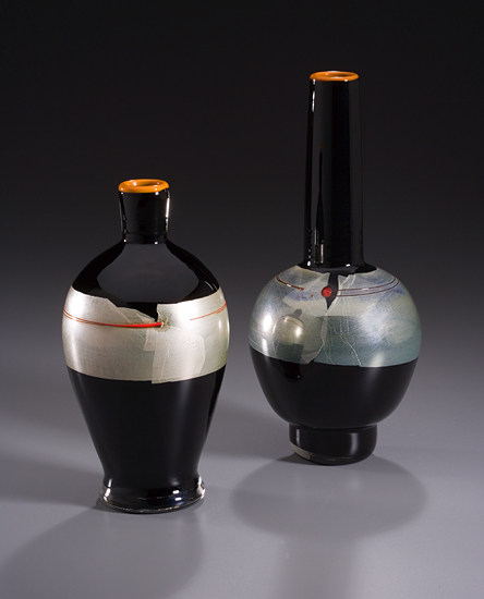 Enso Bottle Vase