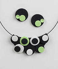 Amy Green Collection by Klara Borbas (Polymer Clay Jewelry)