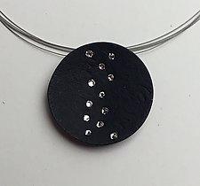 Swarovski Cluster Earrings by Klara Borbas (Polymer Clay Necklace)