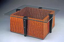 Coffee Table by David Kiernan (Wood Coffee Table)