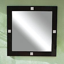Presentation Mirror by David Kiernan (Wood Mirror)