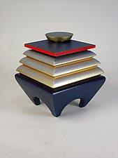Shin Mu by A. Andrew Chulyk (Wood Box)