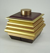 Pompeii Gold by A. Andrew Chulyk (Wood Box)
