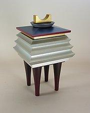 Shin-Mu II by A. Andrew Chulyk (Wood Box)