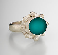 Athena Ring by Amy Faust (Silver Ring)