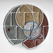 Arc by Christopher Gryder (Ceramic Wall Sculpture)