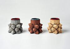 Star Stone Seed Vessel by Christopher Gryder (Ceramic Vase)