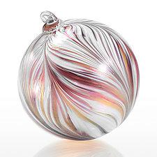 Confection by Mark Rosenbaum (Art Glass Ornament)